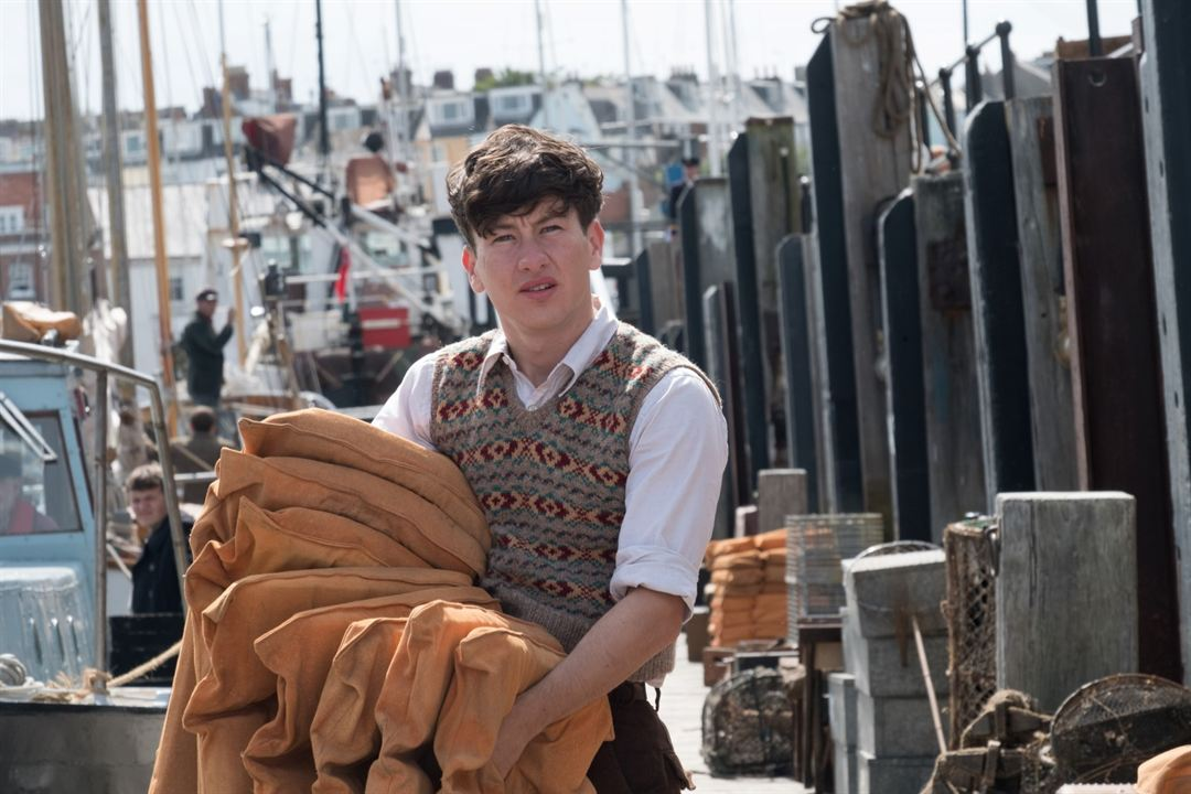 Dunkirk : Foto Barry Keoghan