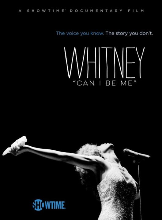 Whitney: Can I Be Me : Poster
