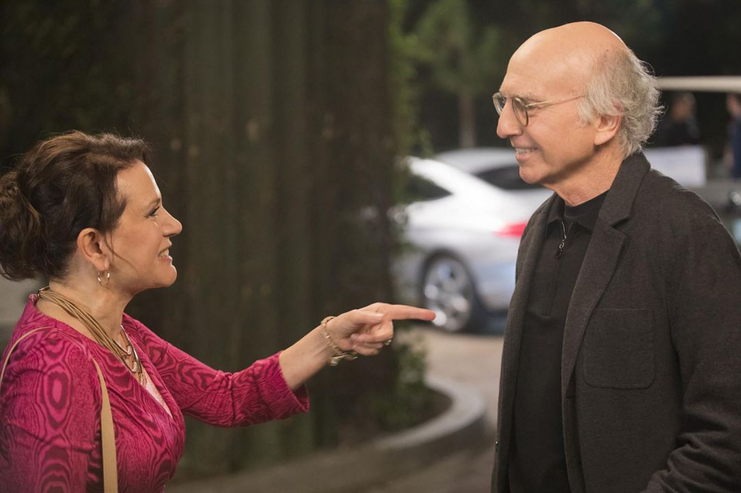 Foto Larry David, Susie Essman