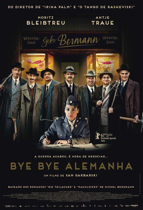 Bye Bye Alemanha : Poster