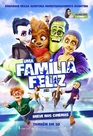 Uma Família Feliz : Poster