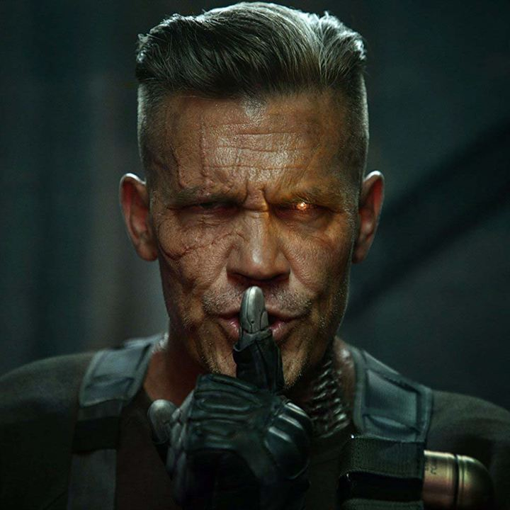 Deadpool 2 : Vignette (magazine) Josh Brolin