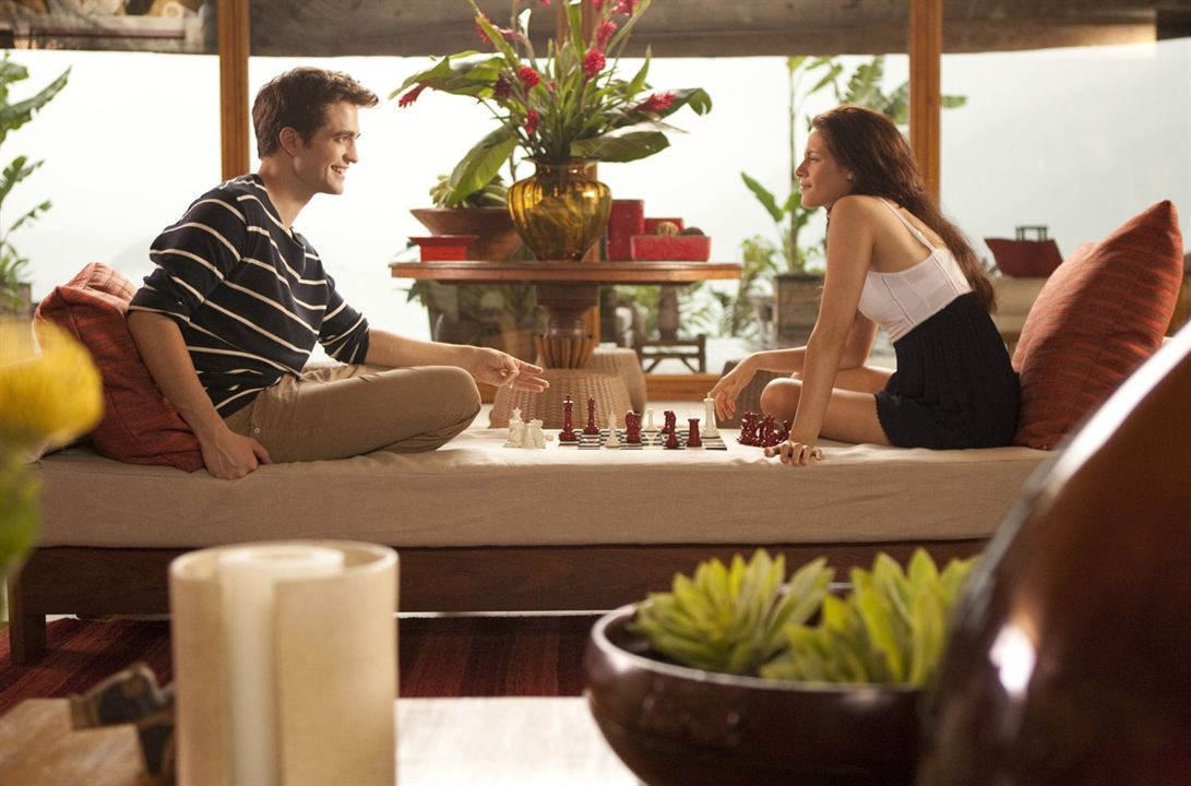 A Saga Crepúsculo: Amanhecer - Parte 1 : Foto Kristen Stewart, Robert Pattinson