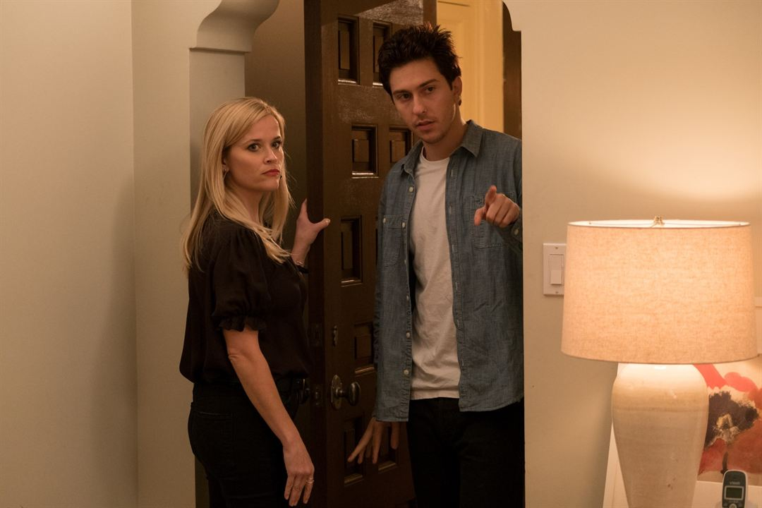 De Volta para Casa : Foto Nat Wolff, Reese Witherspoon