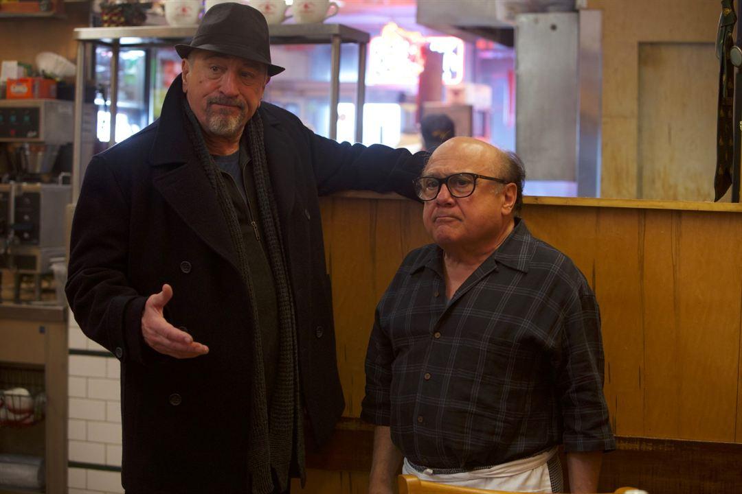 The Comedian : Foto Danny DeVito, Robert De Niro