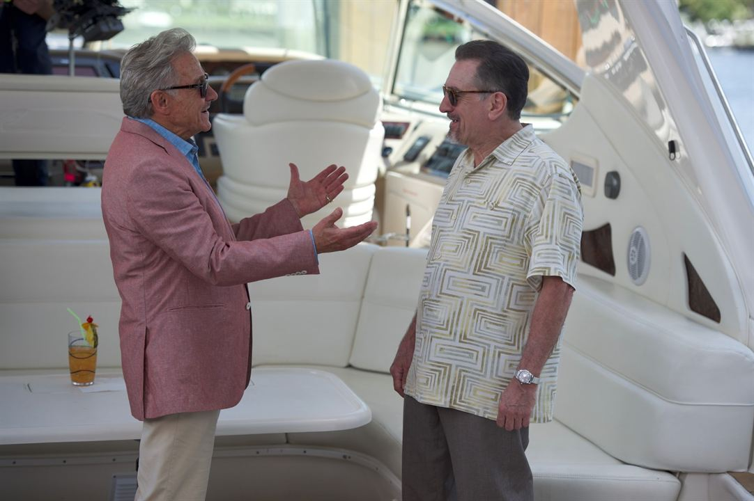 The Comedian : Foto Harvey Keitel, Robert De Niro
