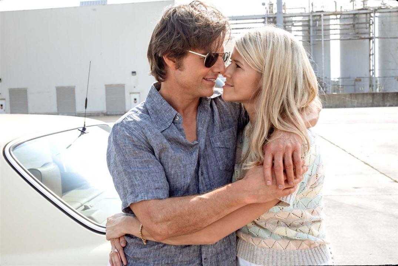 Feito na América: Sarah Wright, Tom Cruise