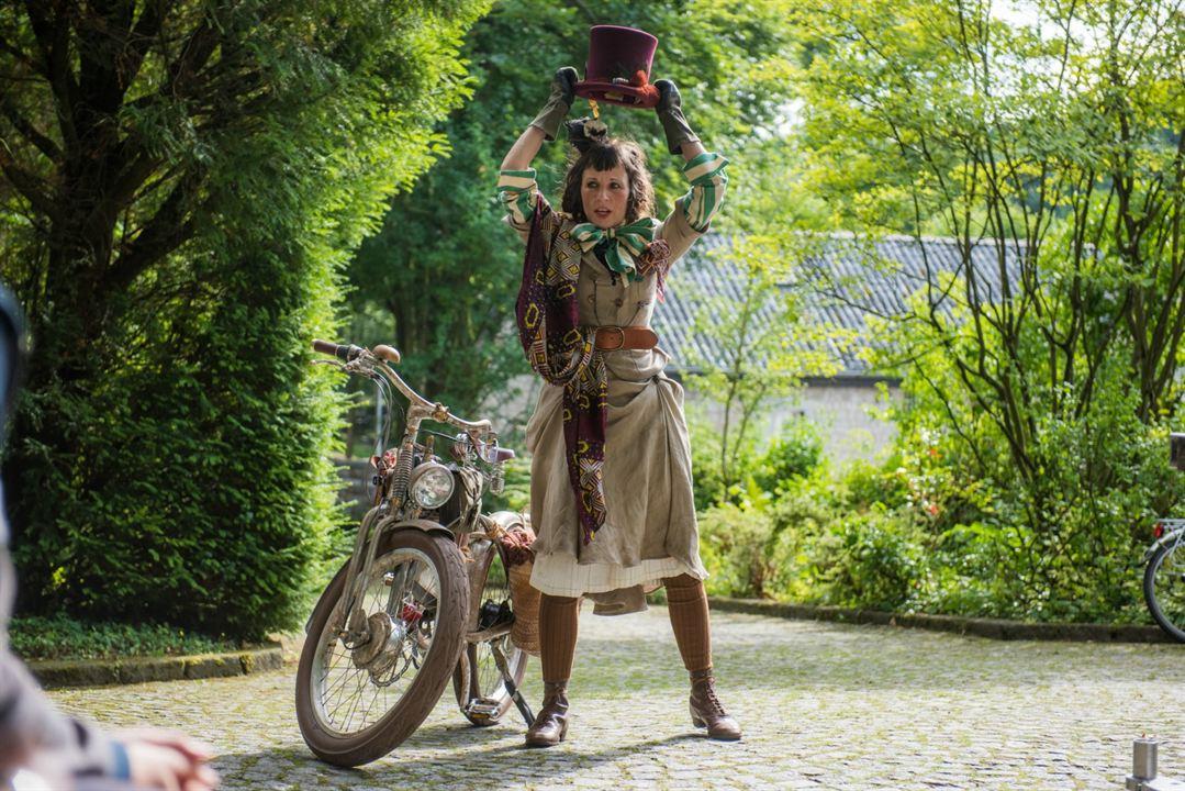 A Pequena Travessa: Meret Becker