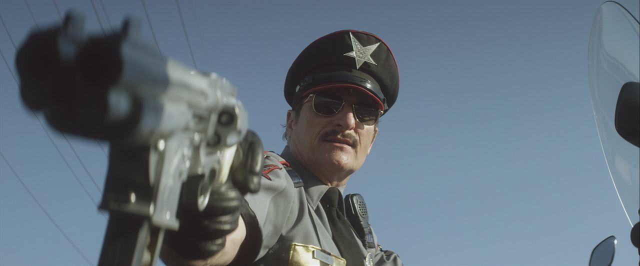 Officer Downe : Photo Kim Coates