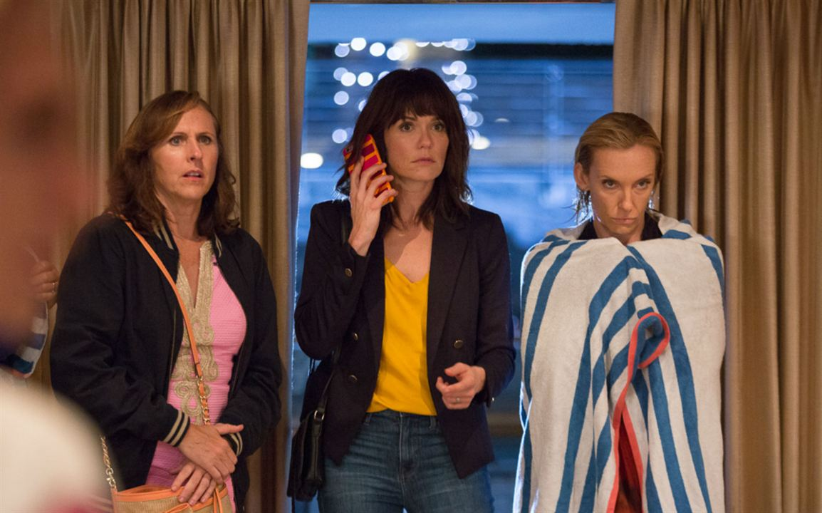Uma Noite de Loucuras : Foto Katie Aselton, Molly Shannon, Toni Collette