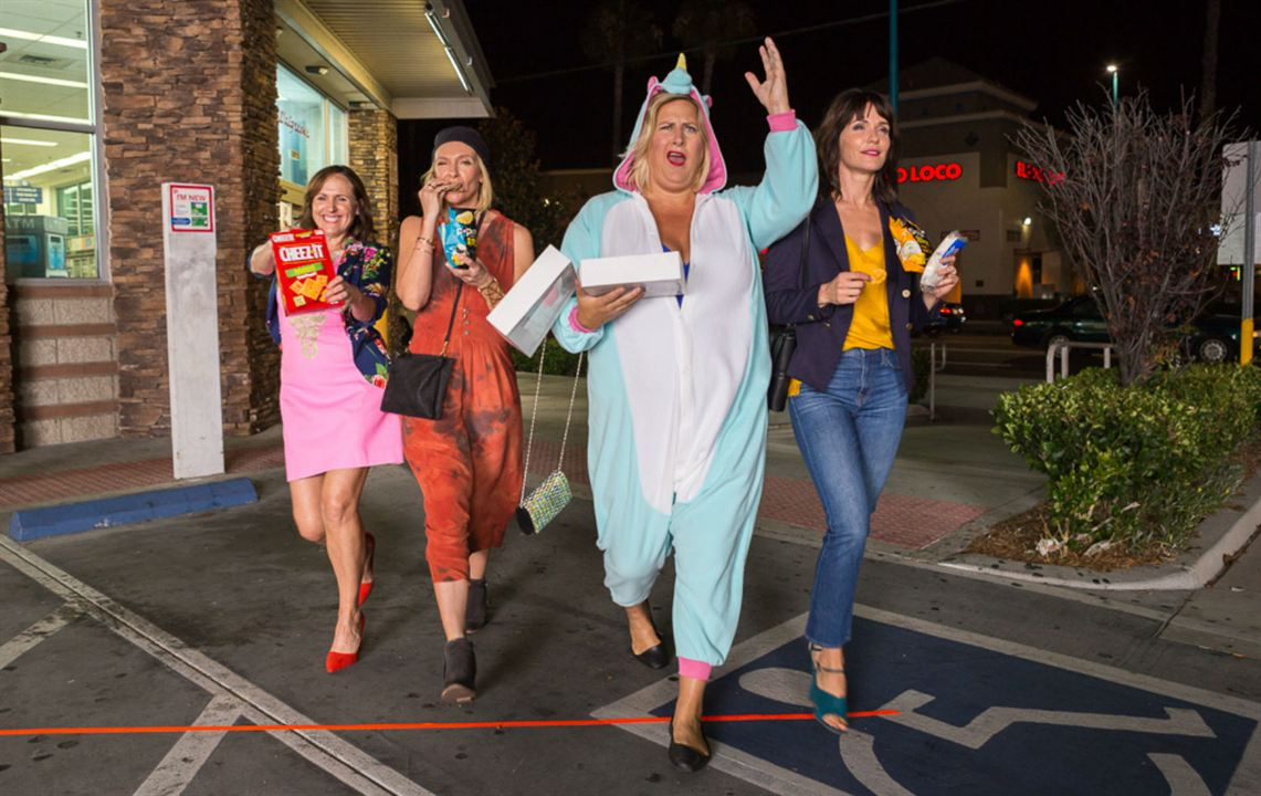 Uma Noite de Loucuras : Foto Bridget Everett, Katie Aselton, Molly Shannon, Toni Collette