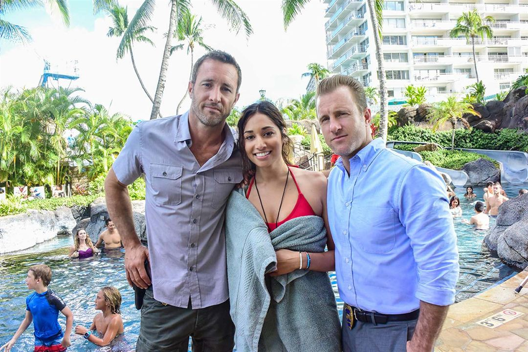 Foto Alex O'Loughlin, Meaghan Rath, Scott Caan