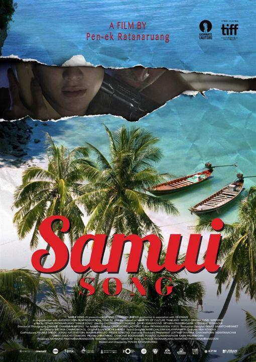 Canção de Samui : Poster