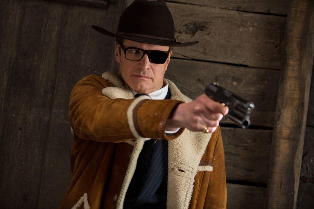 Kingsman: O Círculo Dourado : Foto Colin Firth