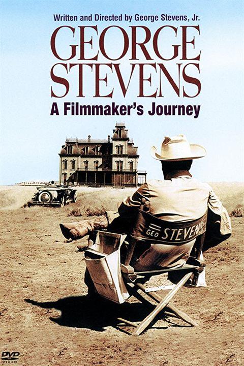 George Stevens: A Filmmaker's Journey : Poster