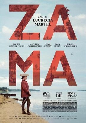 Zama : Poster