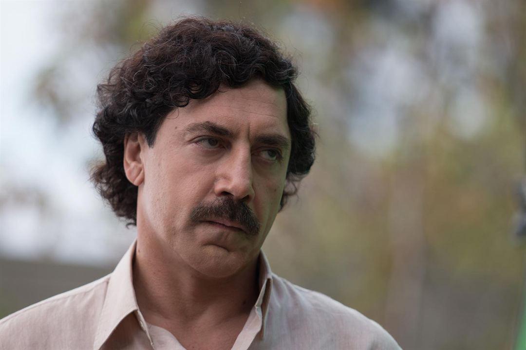 Escobar - A Traição : Foto Javier Bardem