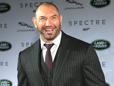Poster Dave Bautista