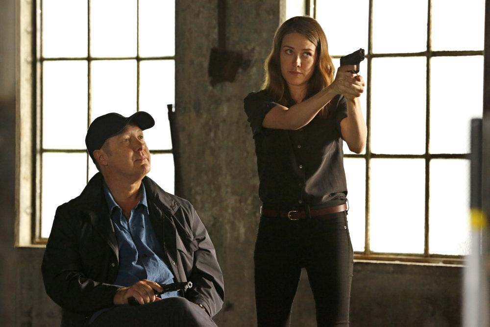 Poster James Spader, Megan Boone