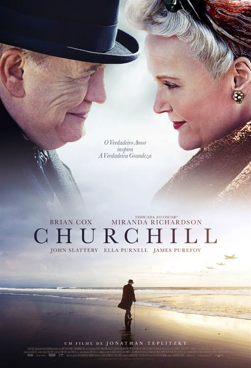 Churchill : Poster