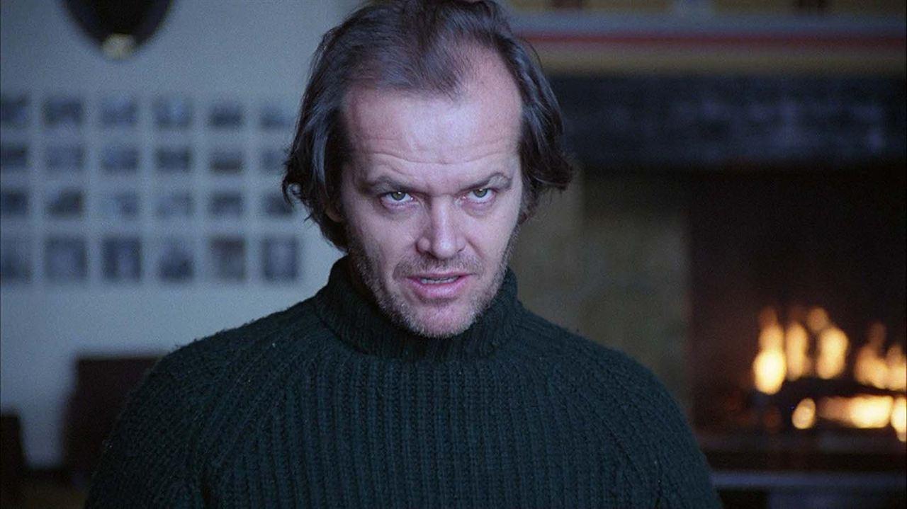 O Iluminado : Foto Jack Nicholson