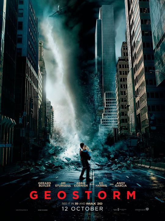 Tempestade: Planeta em Fúria : Poster