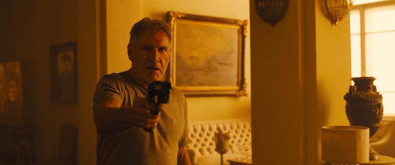 Blade Runner 2049 : Foto Harrison Ford