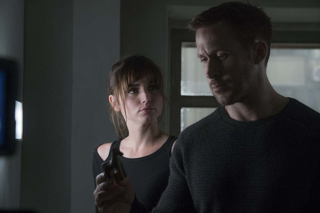Blade Runner 2049 : Foto Ana de Armas, Ryan Gosling