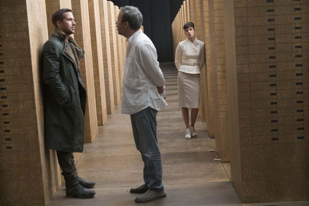Blade Runner 2049 : Foto Denis Villeneuve, Ryan Gosling, Sylvia Hoeks