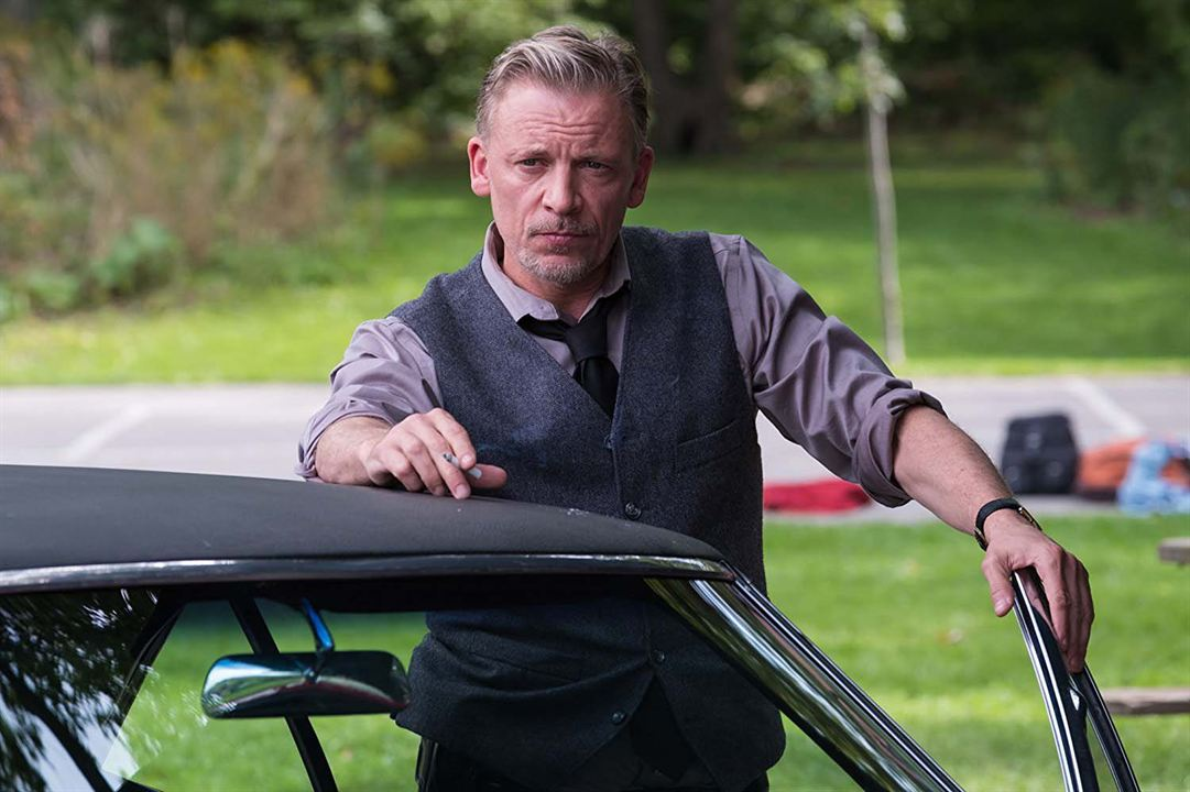 Jogos Mortais: Jigsaw : Foto Callum Keith Rennie