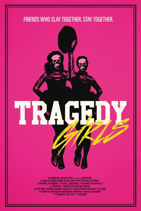 Baixar Tragedy Girls Legendado Torrent