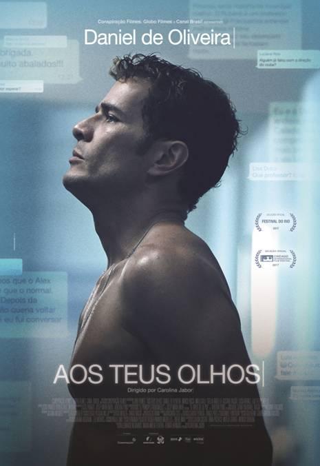 Aos Teus Olhos : Poster