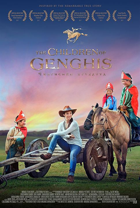 The Children of Genghis