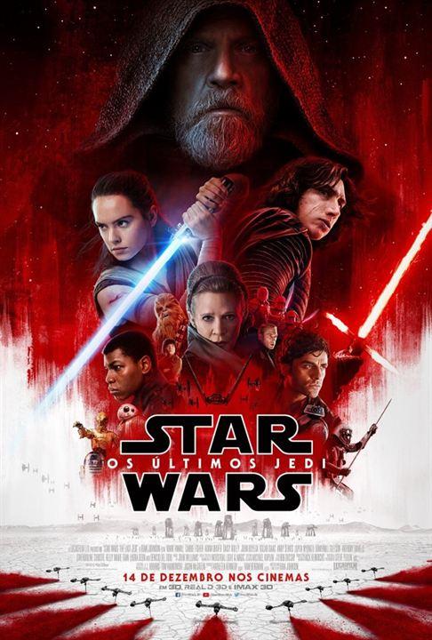 Star Wars - Os Últimos Jedi : Poster