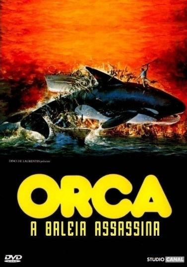 Orca - A Baleia Assassina : Poster