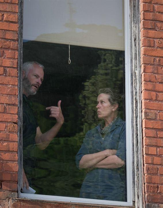 Três Anúncios para um Crime : Foto Frances McDormand, Martin McDonagh