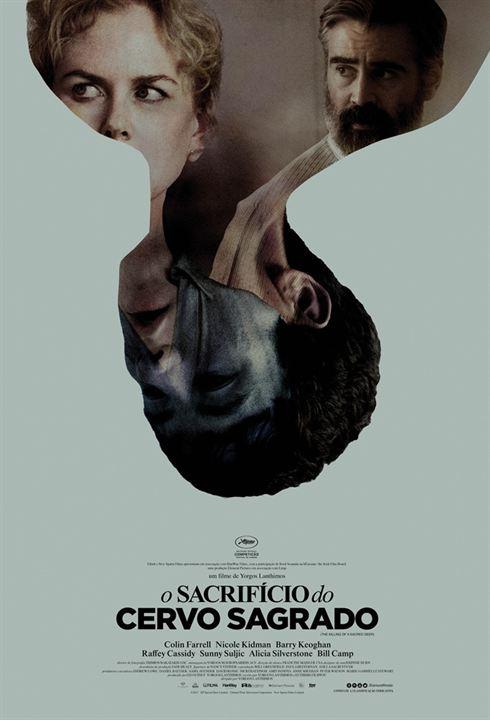 O Sacrifício do Cervo Sagrado : Poster