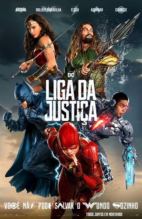 Liga da Justiça : Poster