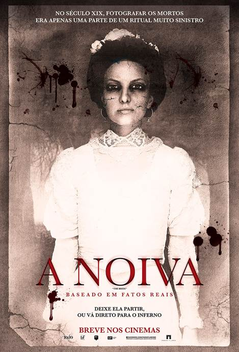 A Noiva : Poster