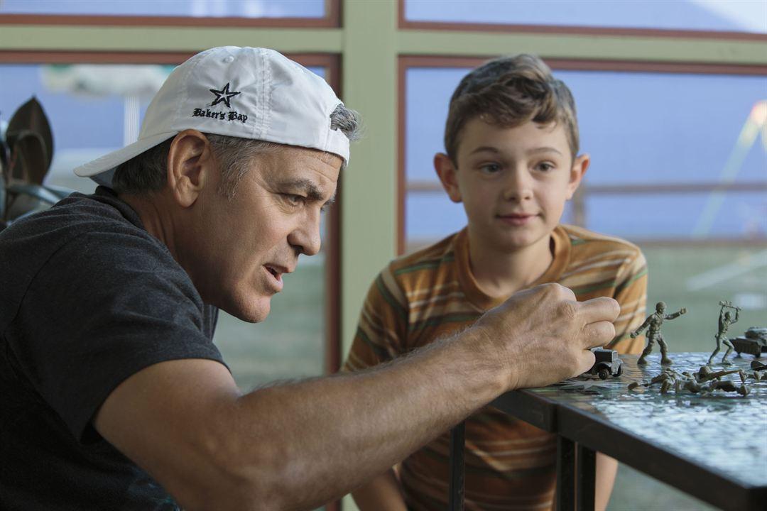 Suburbicon: Bem-vindos ao Paraíso: George Clooney, Noah Jupe