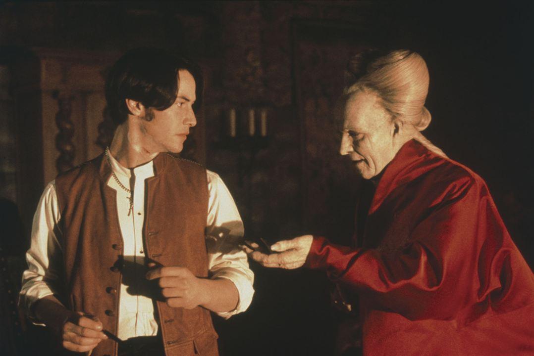 Drácula de Bram Stoker : Foto Gary Oldman, Keanu Reeves