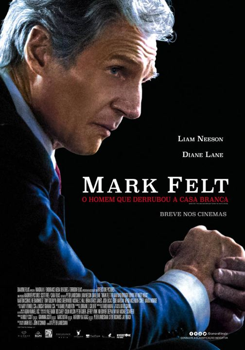Mark Felt: O Homem que Derrubou a Casa Branca : Poster