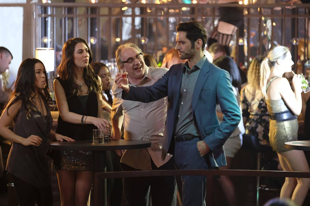 Foto John Billingsley, Tom Ellis