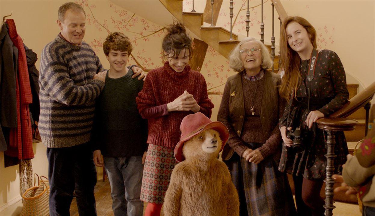 Paddington 2: Julie Walters, Hugh Bonneville, Samuel Joslin, Sally Hawkins
