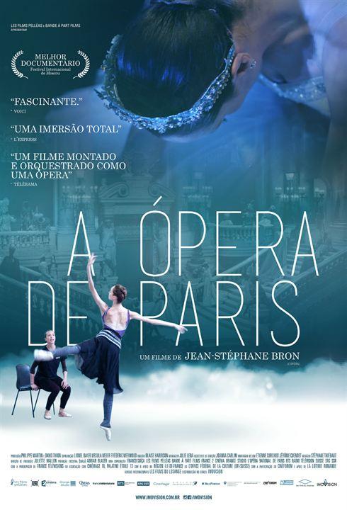 A Ópera de Paris : Poster