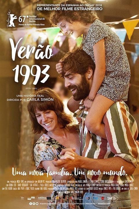 Verão 1993 : Poster