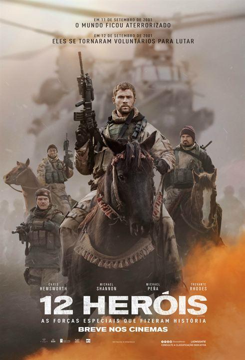 12 Heróis : Poster