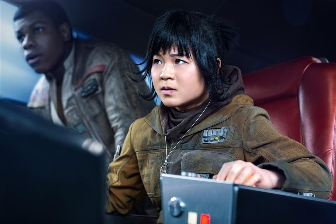 Star Wars - Os Últimos Jedi : Foto John Boyega, Kelly Marie Tran