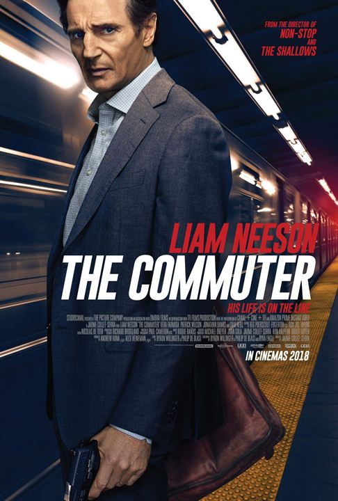 The Commuter : Poster