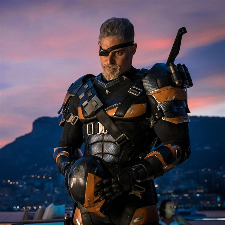 Deathstroke : Foto Joe Manganiello